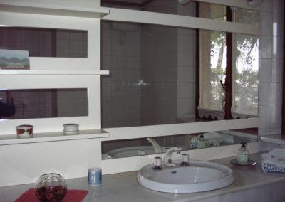 bagno-camera-salmone-specchiera-B&B-Girovagando-Porto-Sant-Elpidio-