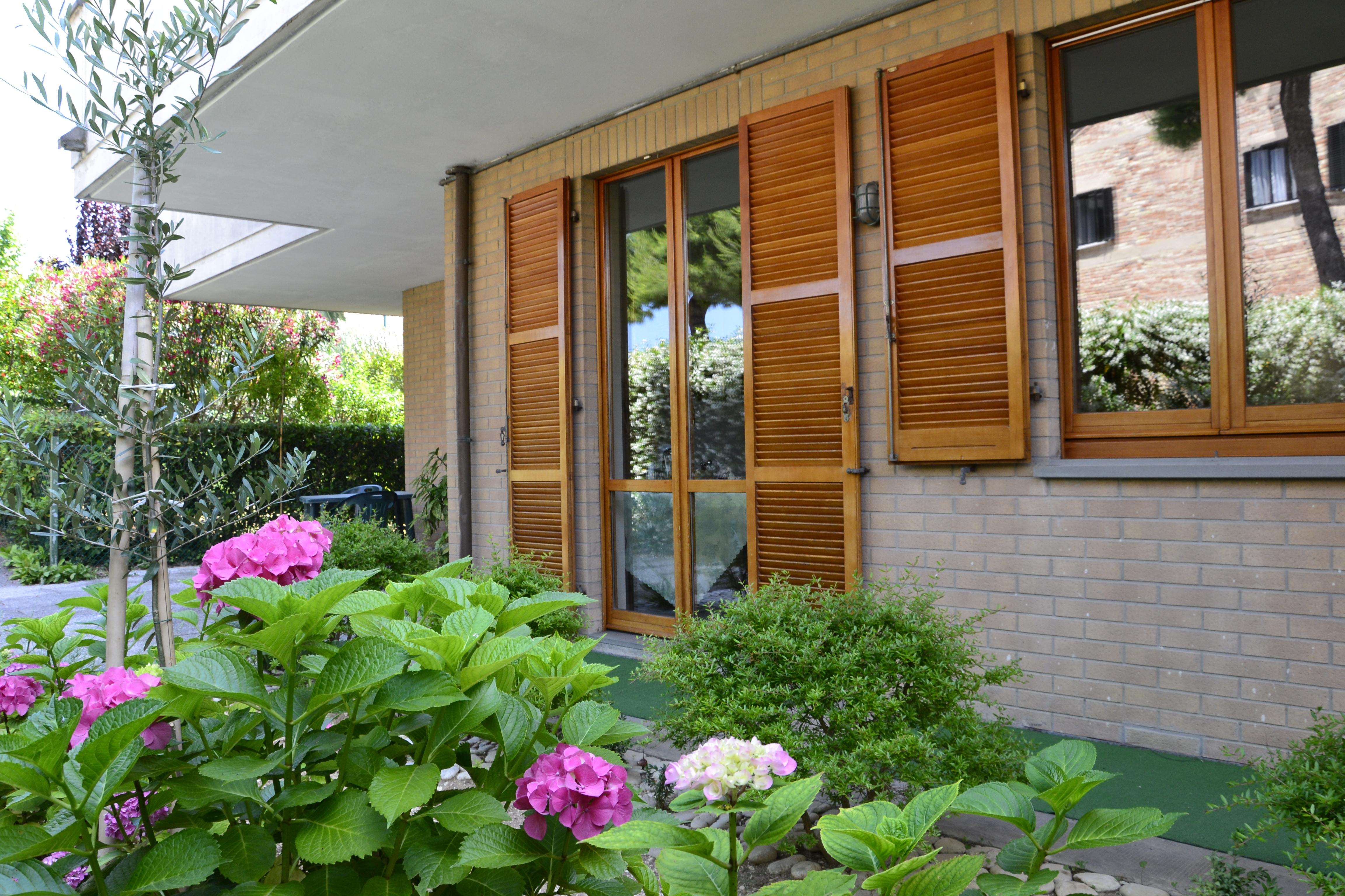 giardino-appartamento-B&B-Girovagando-Porto-Sant-Elpidio-