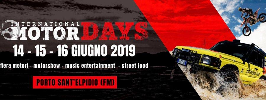 International Motor Days – Porto Sant'Elpidio (FM)